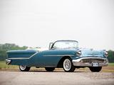 Oldsmobile 98 Convertible 1957 photos