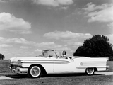 Oldsmobile 98 Convertible (3067DX) 1958 images