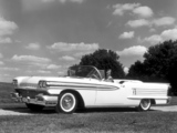Oldsmobile 98 Convertible (3067DX) 1958 wallpapers