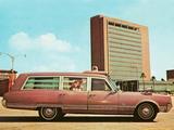 Cotner-Bevington Oldsmobile Seville Ambulance 1965 photos