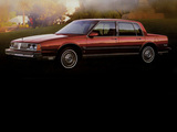 Oldsmobile Ninety-Eight Regency Sedan 1985–86 photos