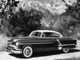 Photos of Oldsmobile Deluxe 98 Holiday Coupe (3037D) 1952
