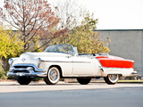 Pictures of Oldsmobile 98 Fiesta Convertible 1953