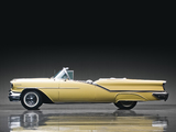 Oldsmobile Starfire 98 Convertible (3067DX) 1957 wallpapers