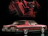 Oldsmobile 98 Regency Coupe (X37) 1981 wallpapers