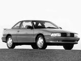 Oldsmobile Achieva SC Coupe 1992–97 images
