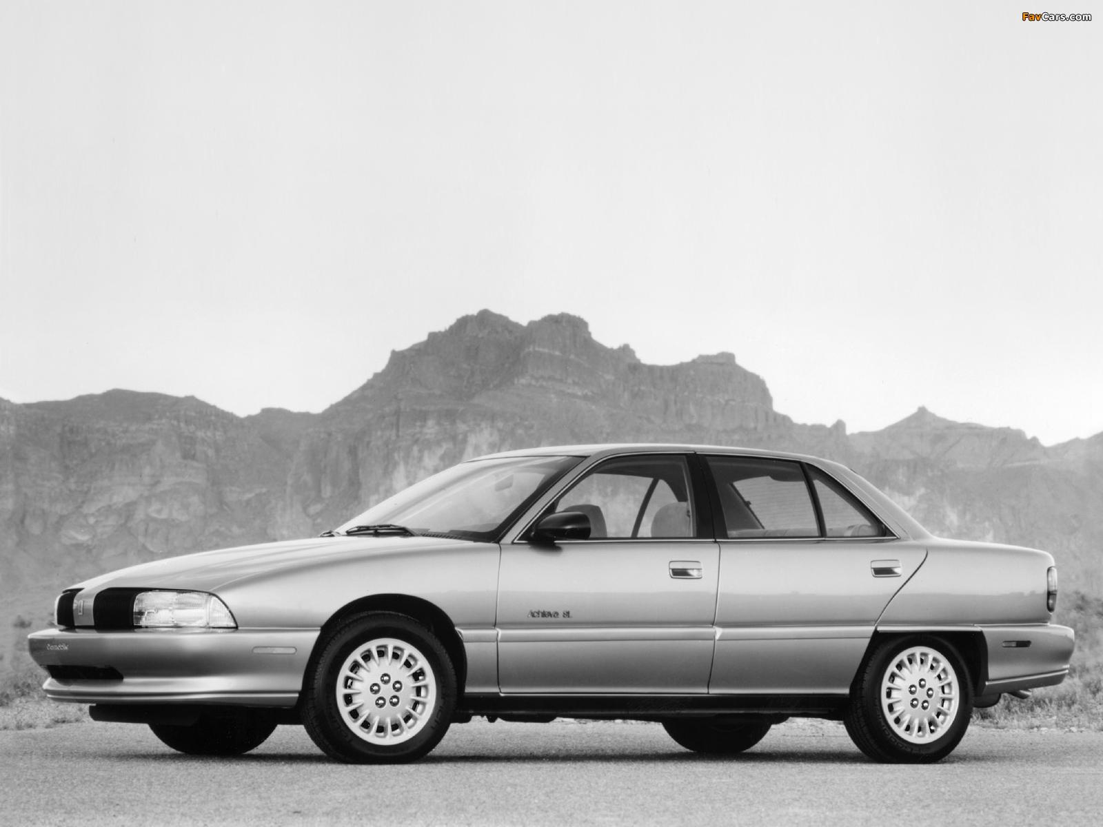 Pictures of Oldsmobile Achieva 1992–97 (1600 x 1200)