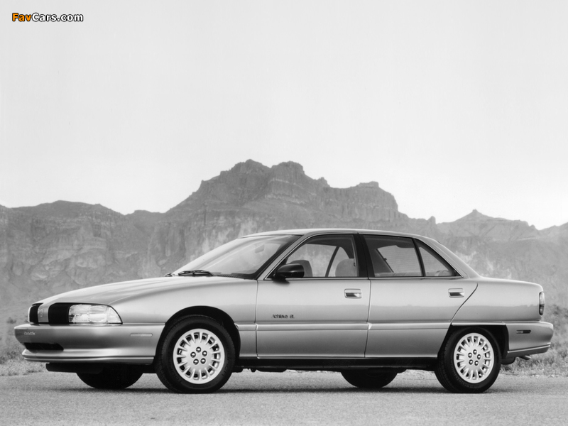 Pictures of Oldsmobile Achieva 1992–97 (800 x 600)