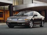 Images of Oldsmobile Alero Sedan 1998–2004