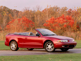 Images of Oldsmobile Alero Convertible Concept 2001