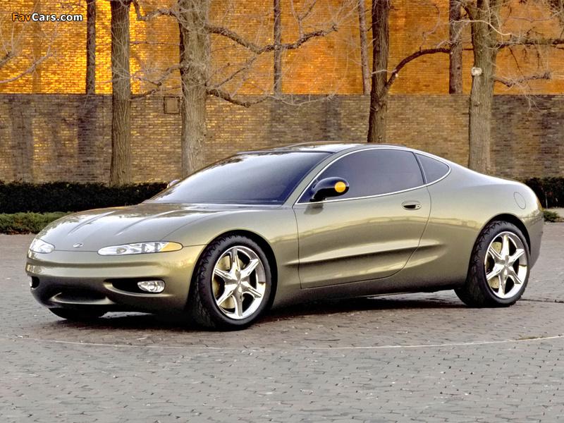 Oldsmobile Alero Concept 1997 images (800 x 600)