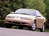 Oldsmobile Alero Coupe 1998–2004 pictures