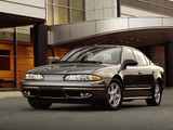 Oldsmobile Alero Sedan 1998–2004 pictures