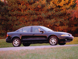 Oldsmobile Alero Sedan 1998–2004 wallpapers