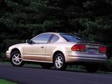 Photos of Oldsmobile Alero Coupe 1998–2004