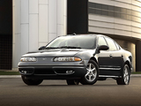 Photos of Oldsmobile Alero Sedan 1998–2004