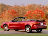 Photos of Oldsmobile Alero Convertible Concept 2001