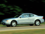 Oldsmobile Alero Coupe 1998–2004 wallpapers