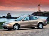 Oldsmobile Alero Sedan 1998–2004 wallpapers