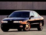 Images of Oldsmobile Aurora 1999–2003