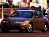 Images of Oldsmobile Aurora 2000–03