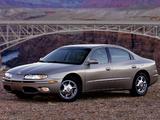 Oldsmobile Aurora 1999–2003 images