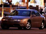 Oldsmobile Aurora 1999–2003 photos