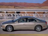 Oldsmobile Aurora 2000–03 images