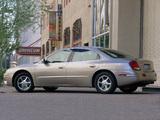 Oldsmobile Aurora 2000–03 pictures