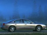Photos of Oldsmobile Aurora 2000–03