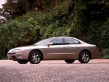 Pictures of Oldsmobile Aurora 1999–2003