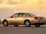 Pictures of Oldsmobile Aurora 2000–03