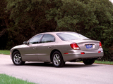 Oldsmobile Aurora 1999–2003 wallpapers