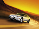 Oldsmobile Aurora 1999–2003 wallpapers