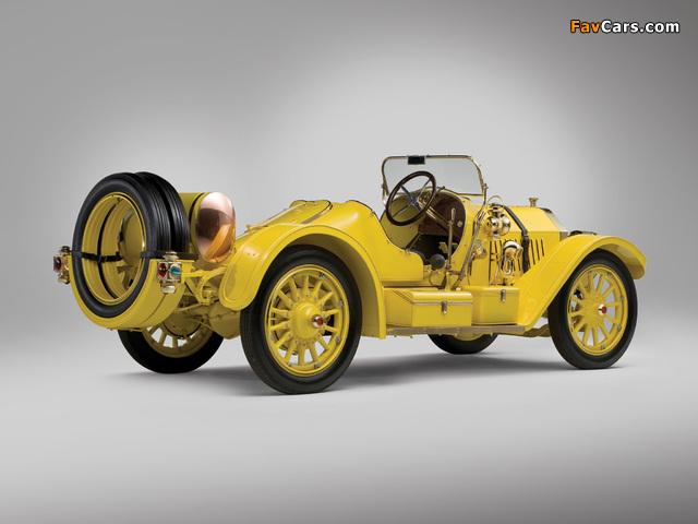 Oldsmobile Autocrat Racing Car 1911 wallpapers (640 x 480)