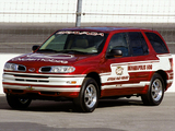 Images of Oldsmobile Bravada Indy 500 Pace Car 2001
