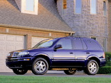 Images of Oldsmobile Bravada 2001–04