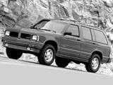 Oldsmobile Bravada 1990–95 images