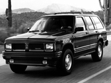 Oldsmobile Bravada 1990–95 pictures