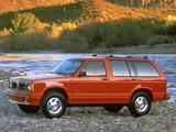 Oldsmobile Bravada 1990–95 pictures