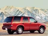 Oldsmobile Bravada 1995–98 photos