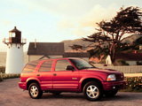 Oldsmobile Bravada 1998–2001 photos