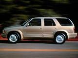 Oldsmobile Bravada X-Scape Concept 1998 photos