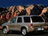 Oldsmobile Bravada X-Scape Concept 1998 pictures