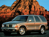 Oldsmobile Bravada X-Scape Concept 1998 wallpapers