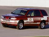 Oldsmobile Bravada Indy 500 Pace Car 2001 images