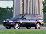 Oldsmobile Bravada 2001–04 images