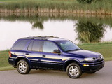Oldsmobile Bravada 2001–04 pictures