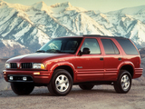 Photos of Oldsmobile Bravada 1995–98