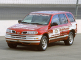 Photos of Oldsmobile Bravada Indy 500 Pace Car 2001
